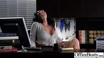 Hard Sex Action In Office With Busty Naughty Girl (jayden jaymes) vid-14