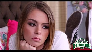 Helping My Virgin Step Sister Alex Blake Orgasm For The First Time