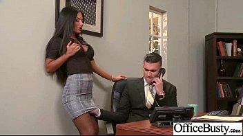 (elicia solis) Horny Busty Office Girl Enjoy Hard Sex Action mov-12