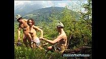 german teen banged in nature