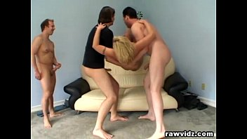 Slut Mouth Fucked By A Bunch Of Perv Guys