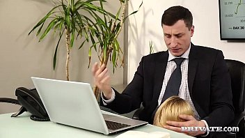 Anny Aurora Gets Used and a. By Her Boss