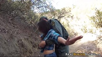 Border Patrol Blackmailed i. Hispanic Student