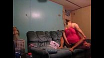 Nasty Wife Gets Fucked With Legs Behind Head & Riding Playing With Balls