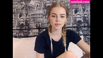 19 Year Old Teen Shows Her Perfect Tits On Webcam Part 2