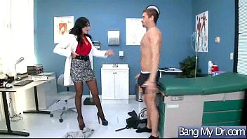 Hardcore Sex Action Between Doctor And Slut Horny Patient (jaclyn taylor) video-08