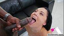 Tasty brunette Latina Kristina Rose gets ass fucked