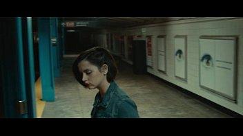 Ana de Armas Exposed in Subway Scene
