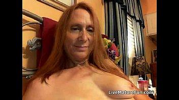 Having fun with my mature pervert aunt