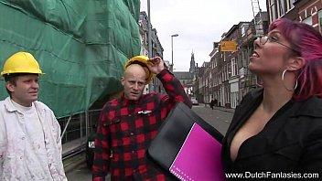 Wild Dutch Teen From Amsterdam