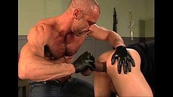 daddys glove puppet