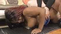 Black Whore Gucci XXX Sucking Dick And Drilled Doggystyle On Floor