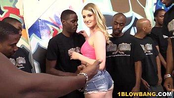Summer Carter Gets Banged By A Group Of Black Men