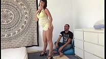 Spanish amateur couple first time in porn