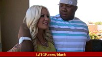 The best Interracial and Milf adult reality video 3
