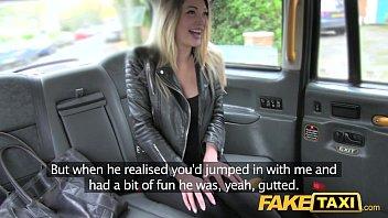 Fake Taxi Local nymphomaniac wants cock