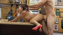 Slammin Dick To To Pretty Asian Brittany Rain From Behind