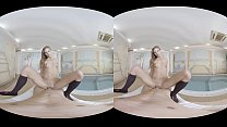 SexLikeReal- Anal at the Pool 180 VR 60 FPS