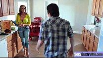 Big Tits Slut Housewife (Ariella Ferrera) Like Hard Style Intercorse movie-06