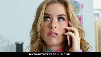 MyBabySittersClub - Adorable Babysitter (Lily Ford) Fucks Hot Boss