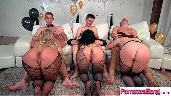 (Chanel Preston & Kristina Rose & Phoenix Marie) Pornstar Busy Riding Hardc A Monster Dick S