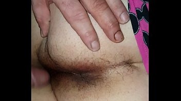 Fucking my s. milf wife again and big cumshot on her ass