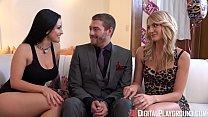 DigitalPlayGround - The Fuck It List Threesome Surprise