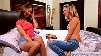 Dakota Skye and Jillian Janson make out