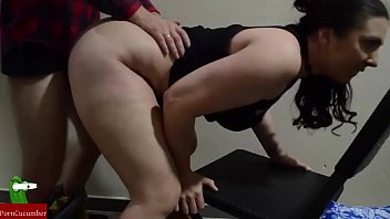 All the fingers of my hand to the bottom of your pussy CRI038