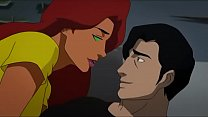 Starfire and Dick Moving In Together (Teen Titans The Judas Contract)