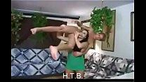Hot Milf Rides Young Boy on Sofa HARDCORE PORN