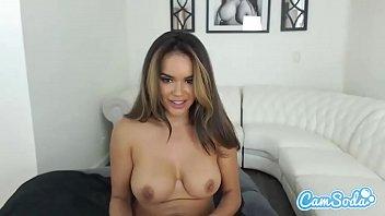 Daisy Marie sexy Latina masturbating with multiple toys. 10 min