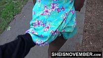 HD Risky Street POVBlowjob By BlackFreak Msnovember Sucking Strangers Cock For Attention on Sheisnovember Video