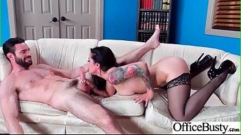Office Sex With Busty Horny Sluty Hot Girl (Katrina Jade) mov-14