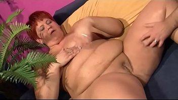 Fat chick fucks her husband - Ehefrau will sex vom Mann - german