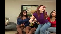 White lesbians taste black pussies Vol. 1