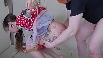Anal Puppet Girl, with Luna Lovely