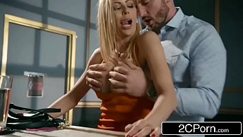 Dirty Wife Alexis Fawx Cheats with A Bartender