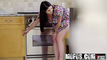 Mofos - Pervs On Patrol - Breast Exam Leads to Sex starring  Lennox Luxe and Bruno Dickens