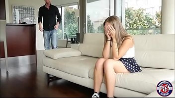 Kinky Teen Liza fucks hard for r. to her boyfriend