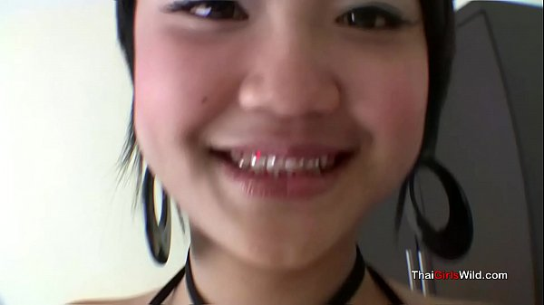 b. faced Thai teen is easy pussy for the experienced sex tourist