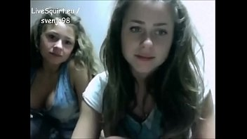 Hot Teen Svenja on Webcam - Watch Part 2 at Livesquirt.eu 12 min