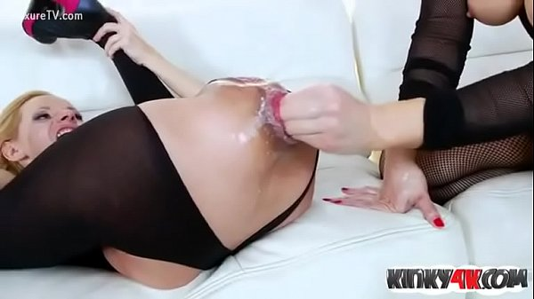 Milf babe with a huge cunt