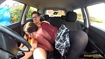 Lola Fae fucked by driving instructor