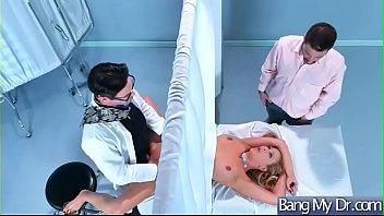 Sex Adventures Between Doctor And Horny Patient (Cherie Deville) video-10