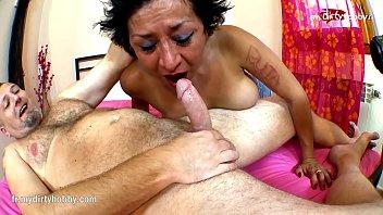 My Dirty Hobby - Spanish MILF slut gets penetrated hard