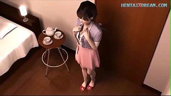 Cute Anime Maid Blowjob - Uncensored At WWW.HENTAIXDREAM.COM
