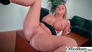 Hot Big Tits Girl (Brooklyn Chase) Hard Nailed In Office mov-06