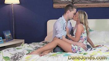 DaneJones Sweet young blondes hot romantic fuck 10 min