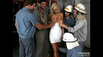 Monika Bella, the Firemen's Delight